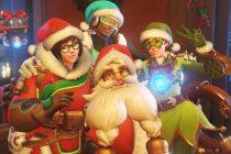 رویداد Winter Wonderland بازی Overwatch