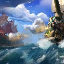 آمار بازی Sea of Thieves