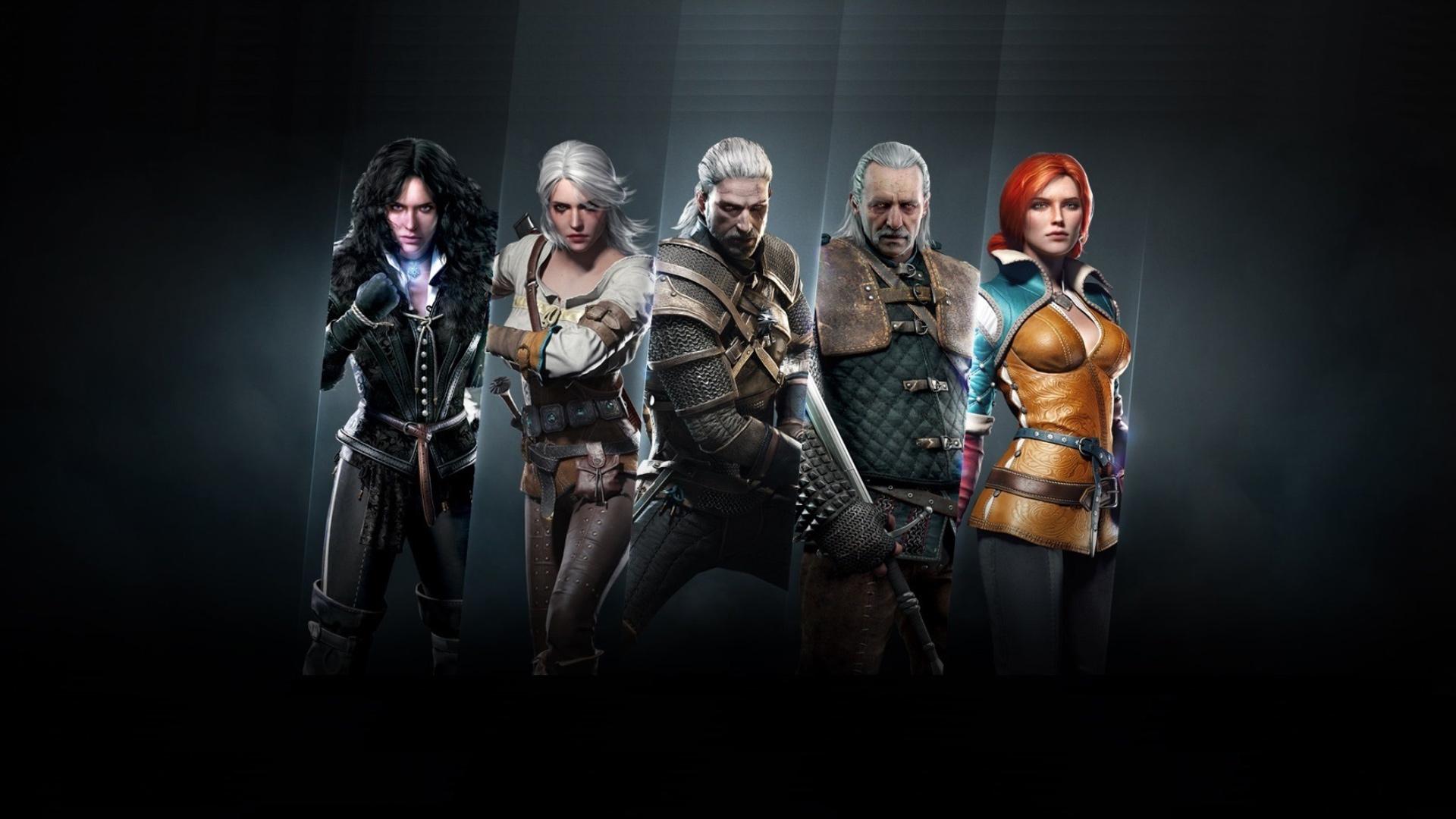 آمار فروش بازی The Witcher 3