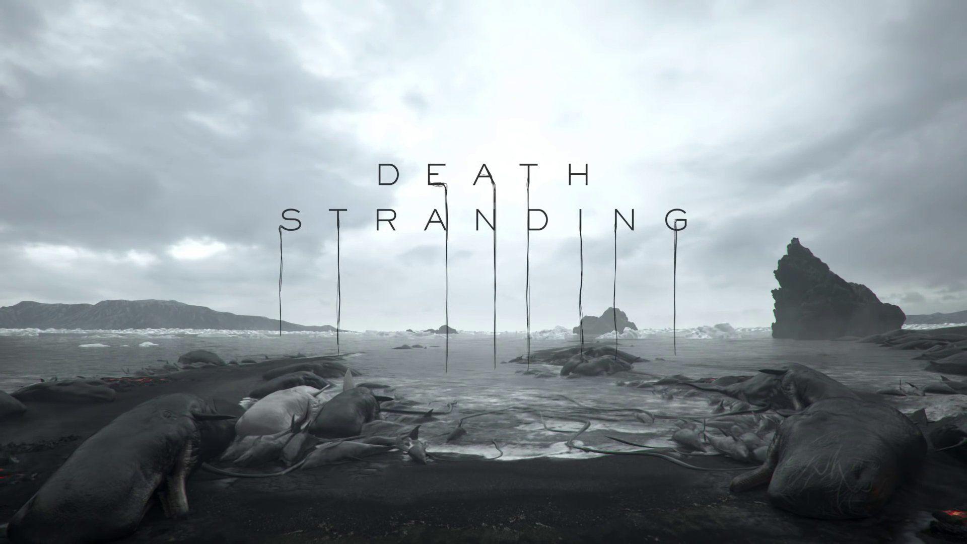 Death Stranding,کوجیما,نام اولیه بازی Death Stranding