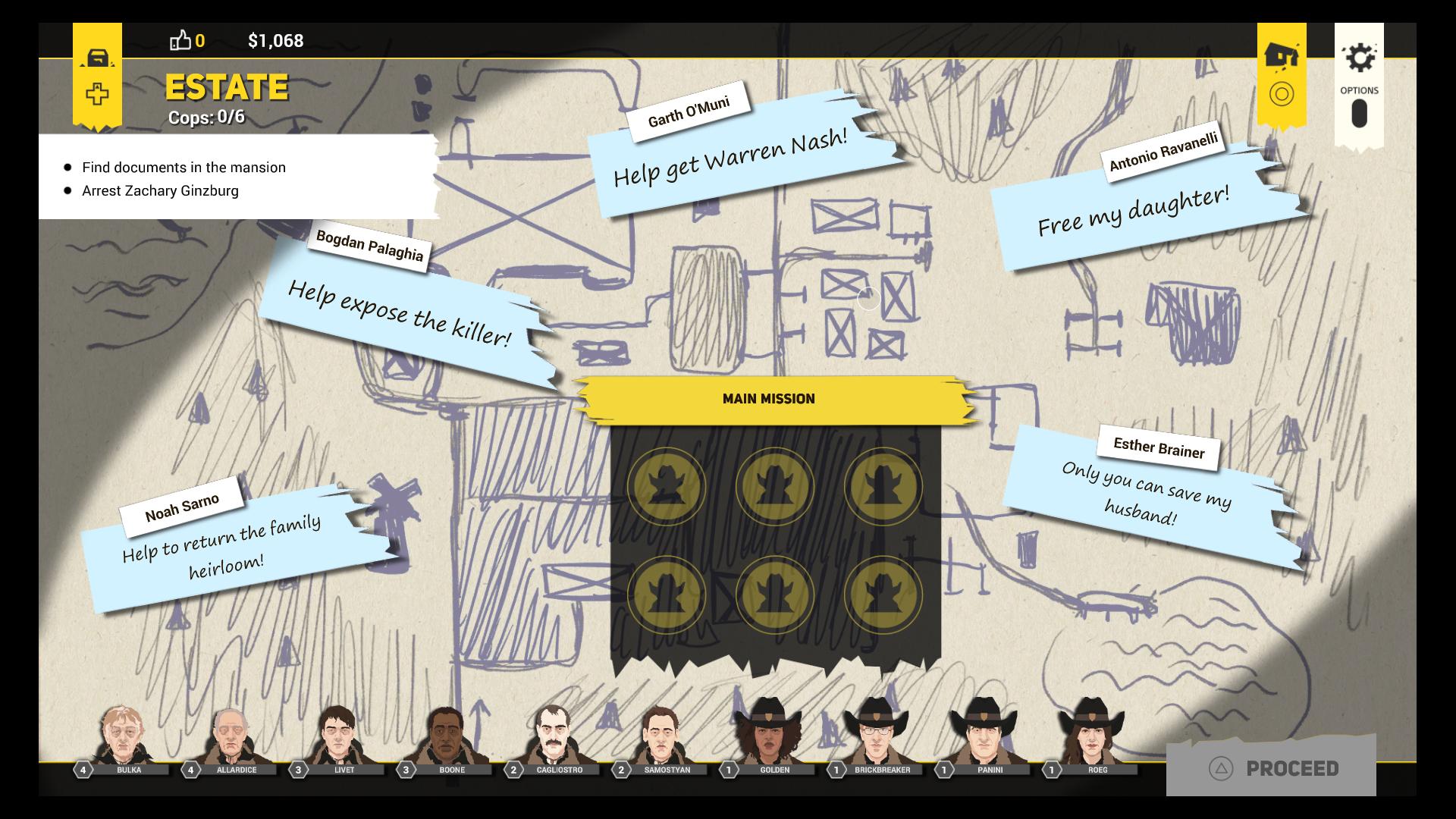 بررسی بازی Rebel Cops