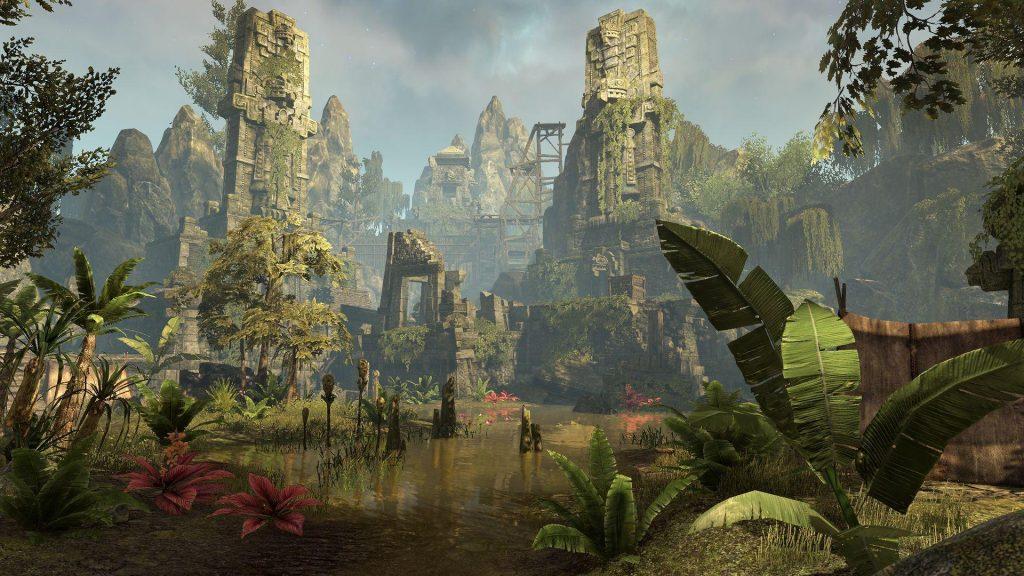 معرفی بازی The Elder Scrolls Online: Greymoor