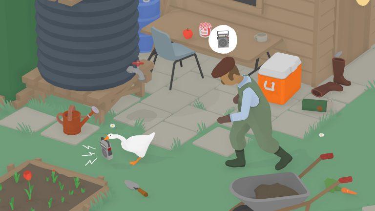 آمار فروش بازی Untitled Goose Game