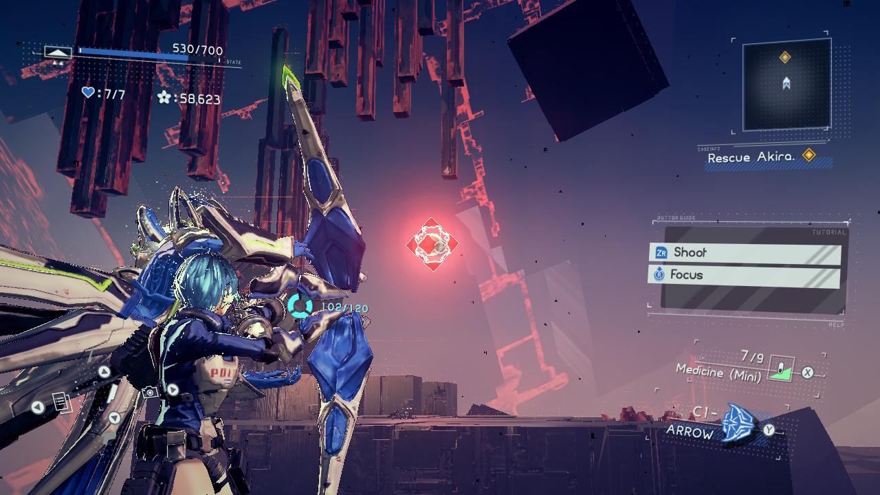بررسی بازی Astral Chain