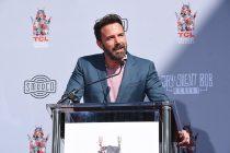 بن افلک درباره کنار گذاشتن نقش Batman