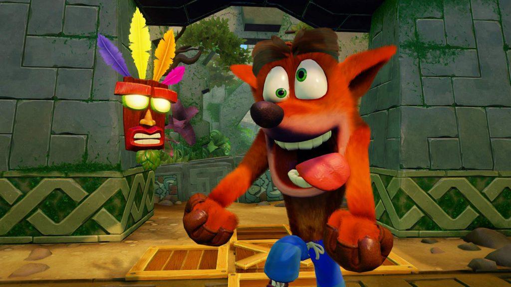 بازی جدید Crash Bandicoot