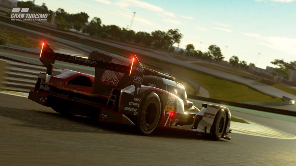 تعداد بازیبازان Gran Turismo Sport