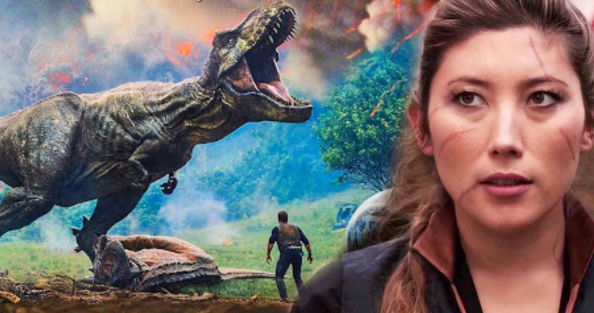 دیکن لاکمن به تیم بازیگری فیلم Jurassic World 3 پیوست
