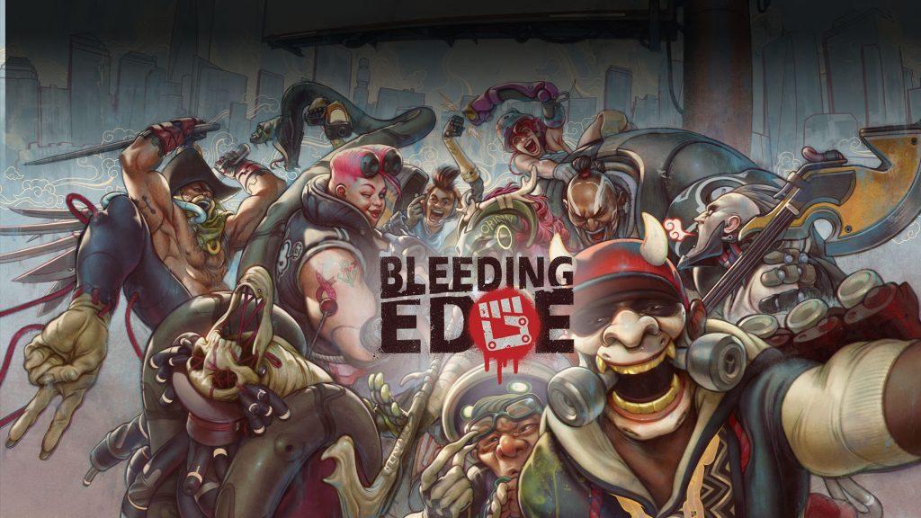 بازی Bleeding Edge