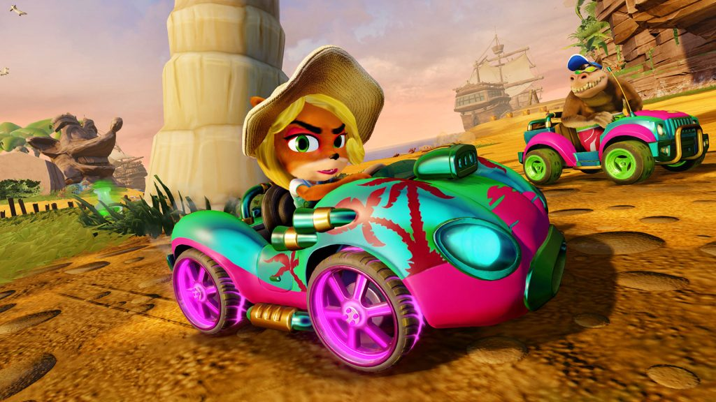 آخرین فصل بازی Crash Team Racing: Nitro-Fueled