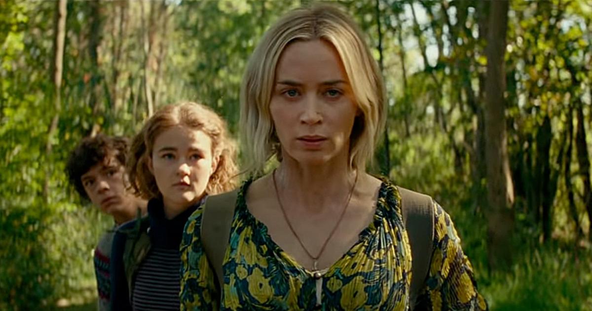 جدید ترین فیلم های ترسناک 2020 - فیلم ترسناک Quiet Place: Part II