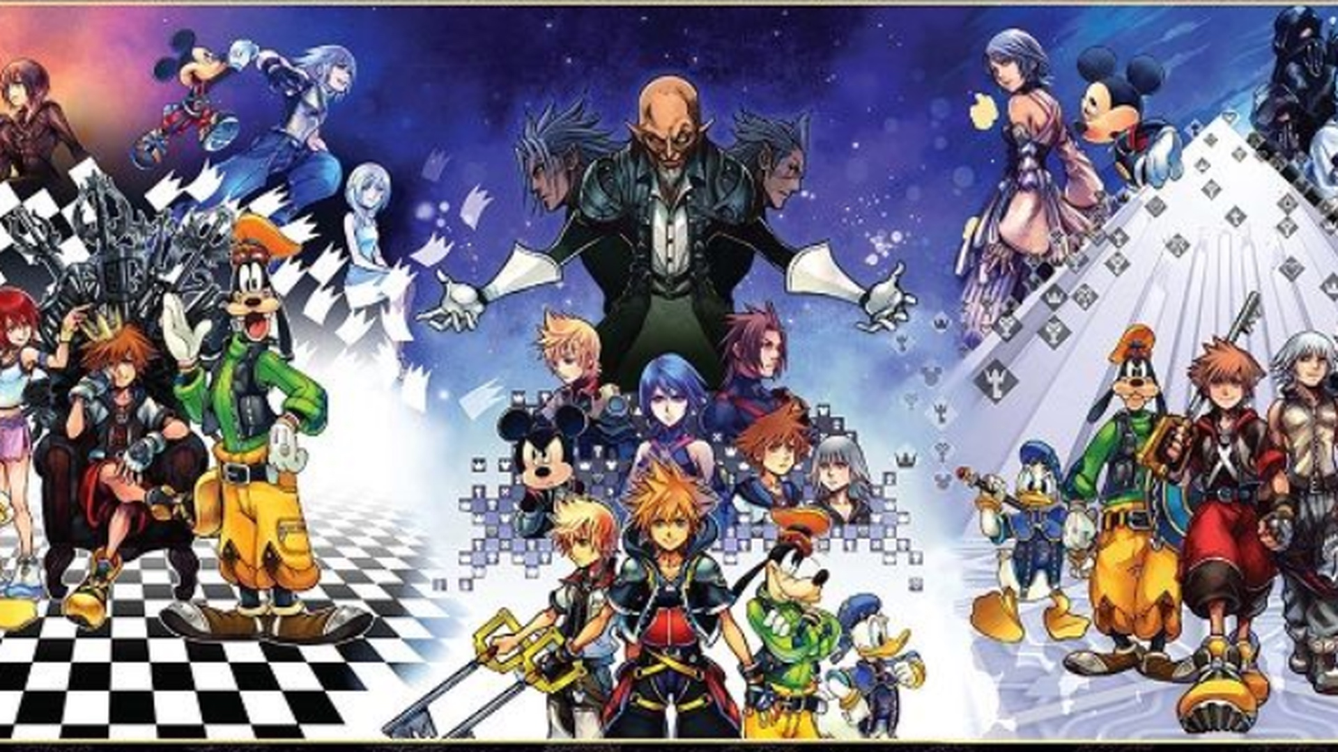 اسکوئر انیکس,Kingdom Hearts,بازی Kingdom Hearts HD Collection برای Xbox One