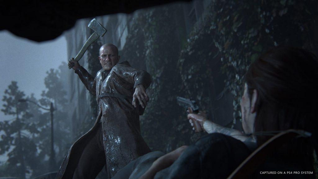 مراحل پایانی The Last of Us 2
