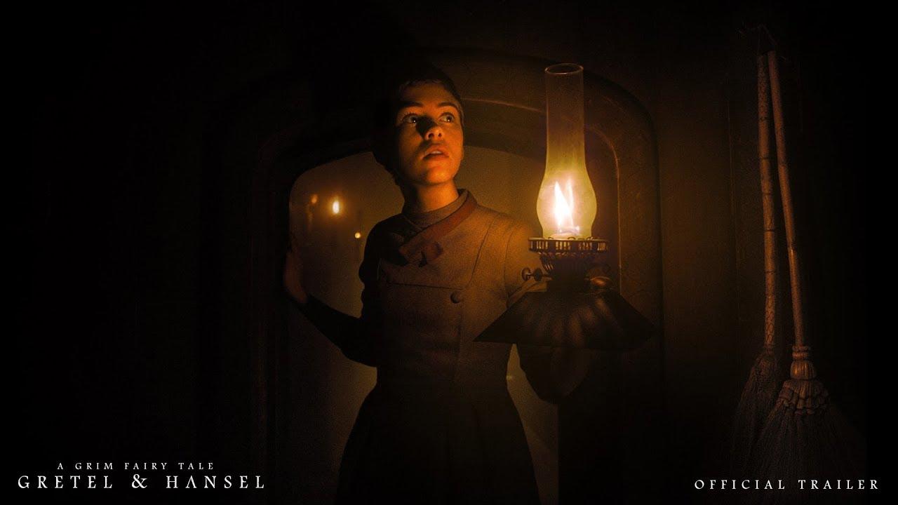 بهترین فیلمهای ترسناک 2020 - فیلم ترسناک Gretel & Hansel