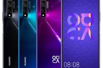 گوشی هوآوی nova 5T
