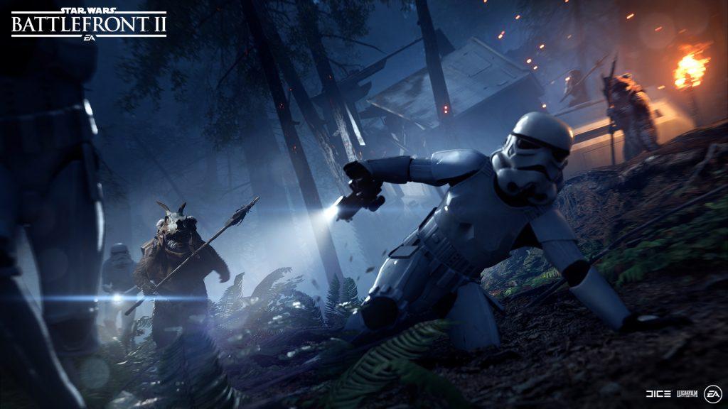 ساخت یک spinoff از Star Wars Battlefront