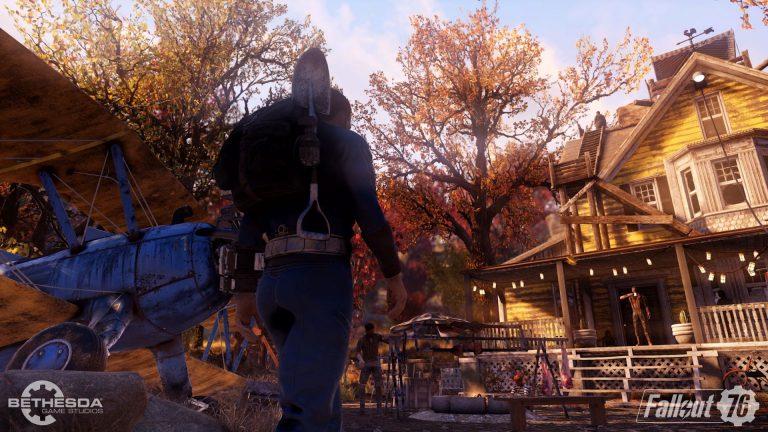 بسته-الحاقی-Wastelanders-بازی-Fallout-76
