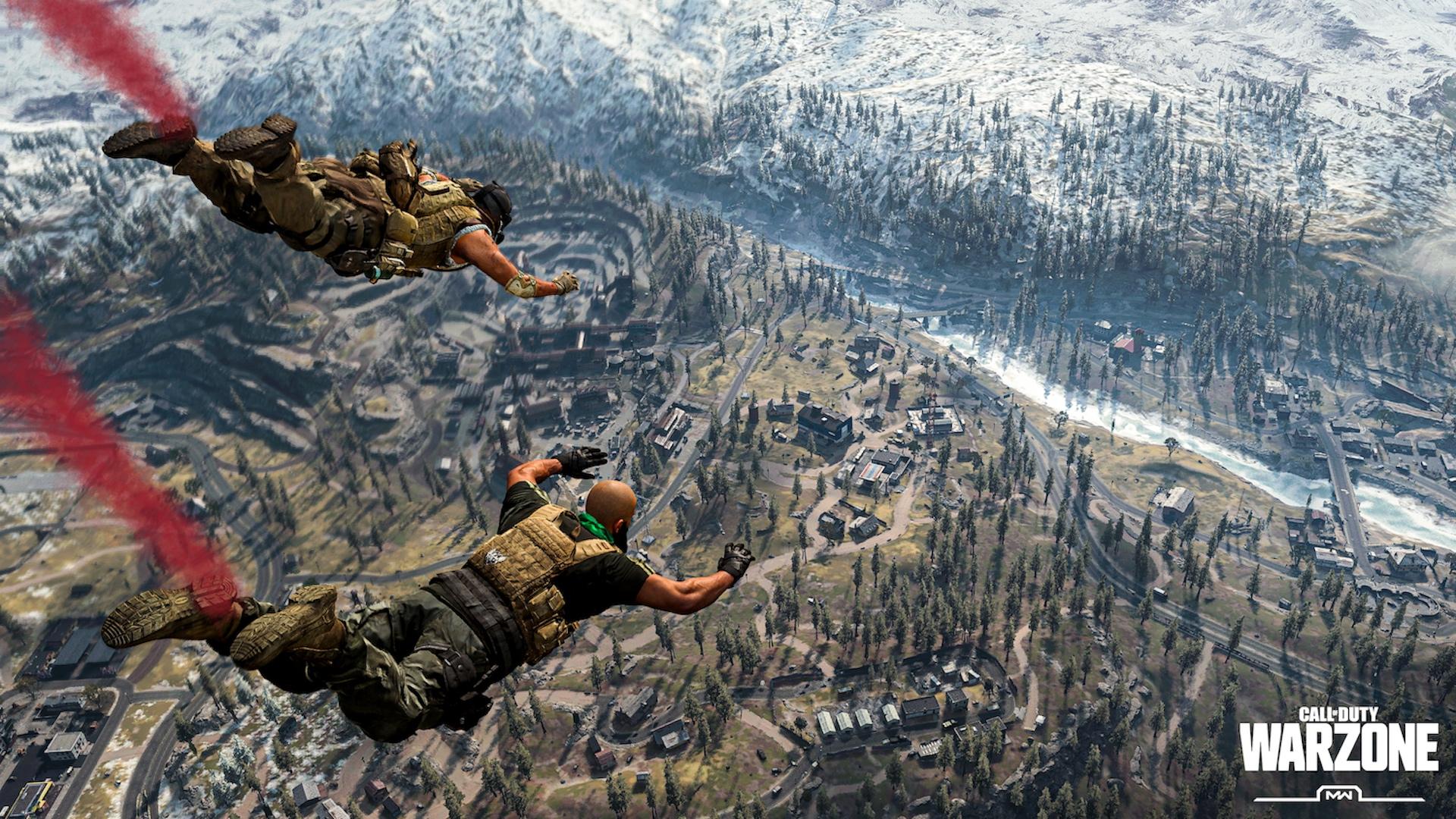 آخرین آپدیت Call Of Duty Warzone