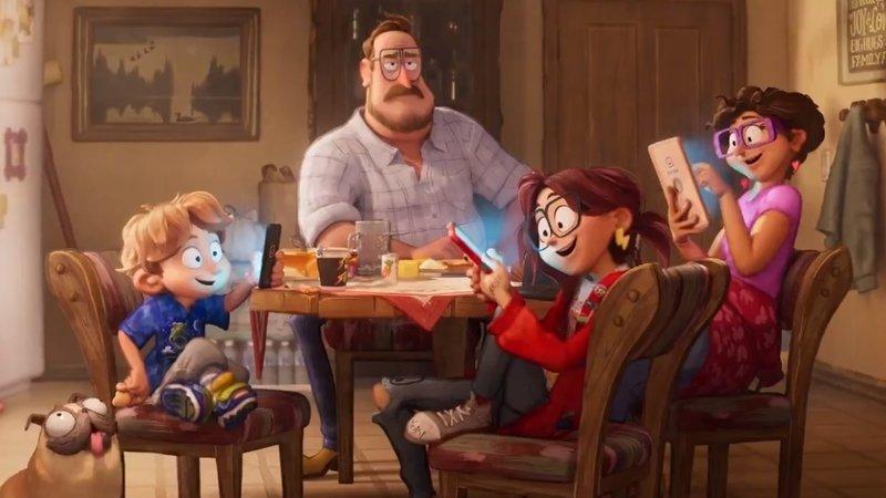 تریلر انیمیشن Connected