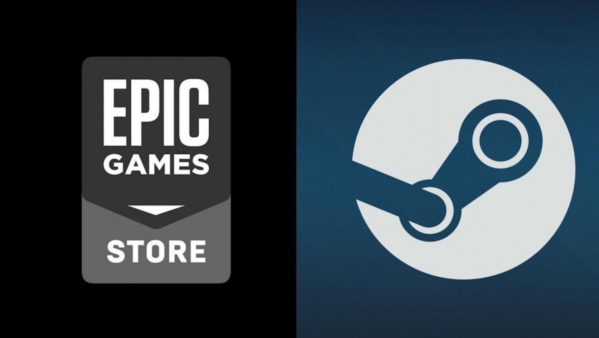 رقابت Steam با Epic Games Store