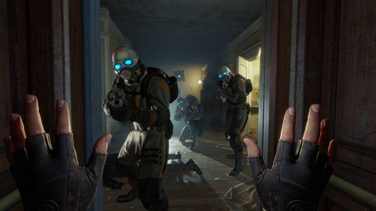 آپدیت-جدید-بازی-Half-Life-Alyx