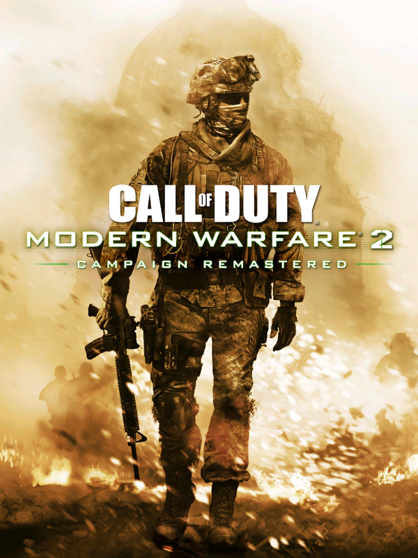 ریمستر Call of Duty Modern Warfare 2