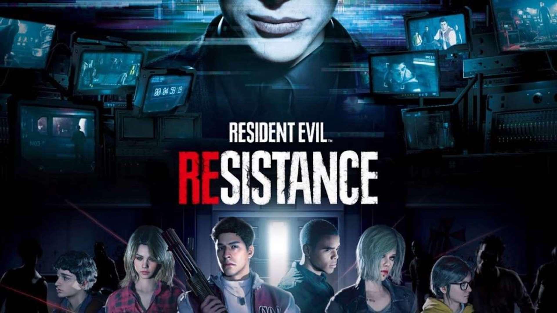 Resident Evil 3,بتای Resident Evil Resistance