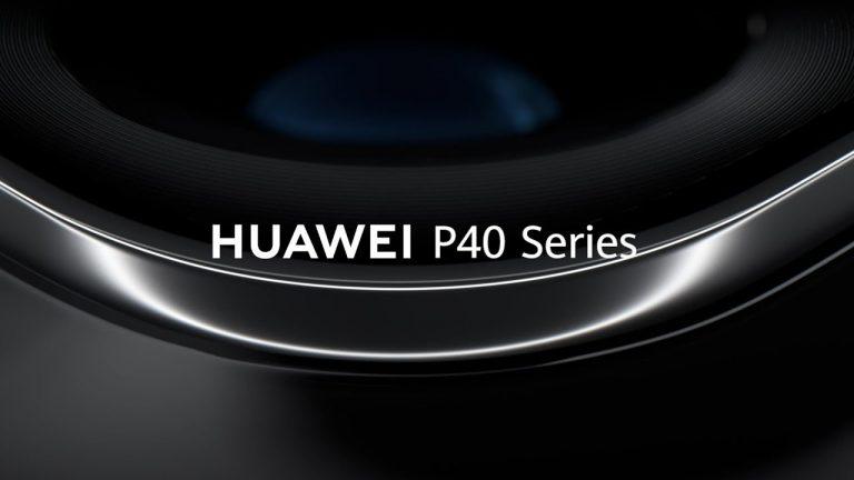 رویداد آنلاین هوآوی برای رونمایی از گوشیهای Huawei P40