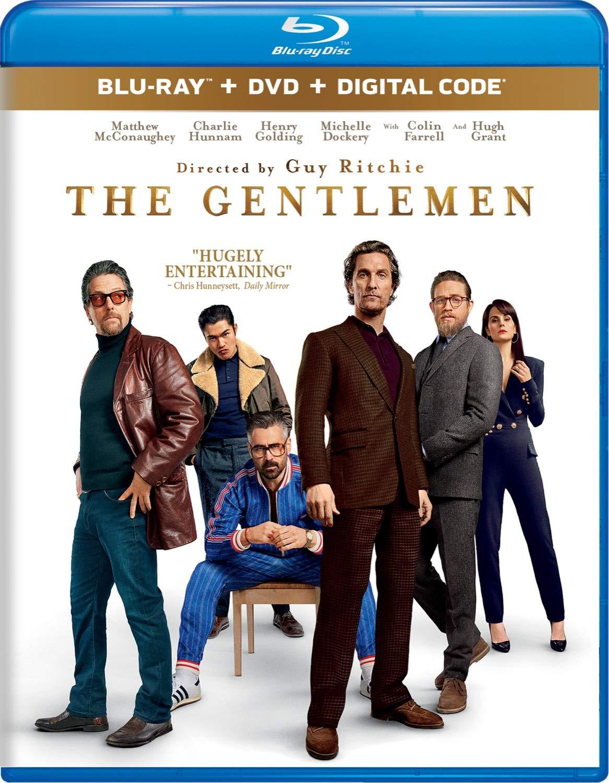 نسخه بلوری فیلم The Gentlemen