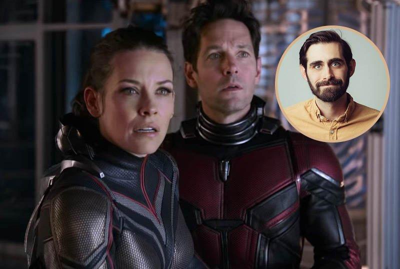 نویسنده فیلمنامه Ant-Man 3