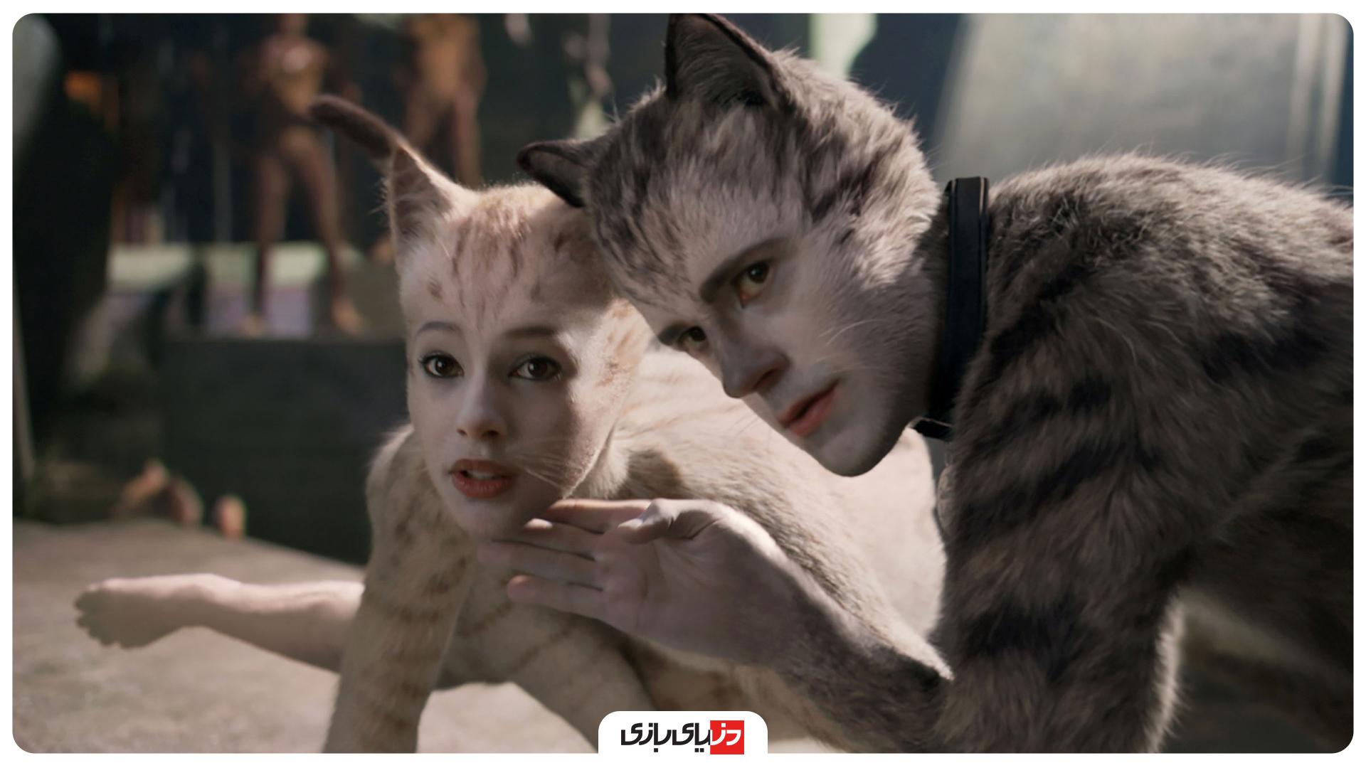 بررسی فیلم Cats