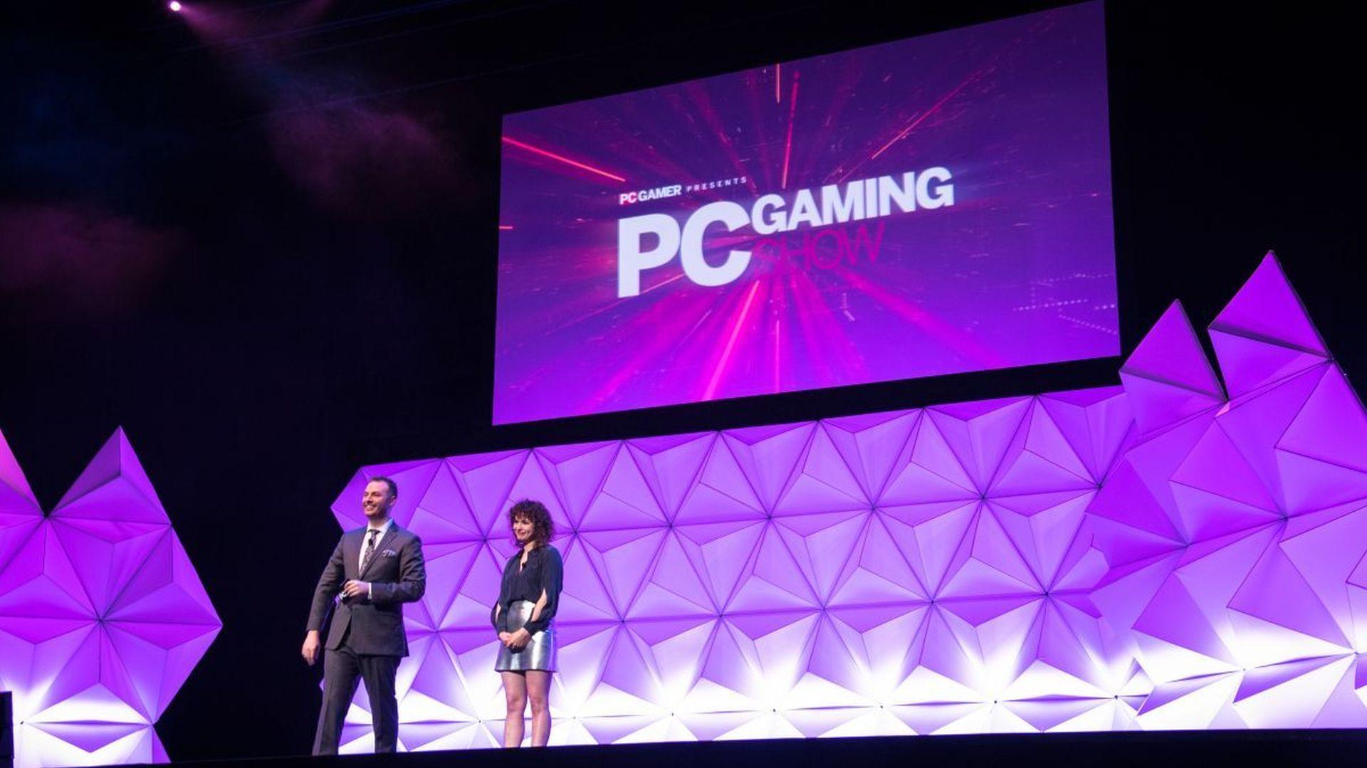 زمان برگزاری PC Gaming Show 2020