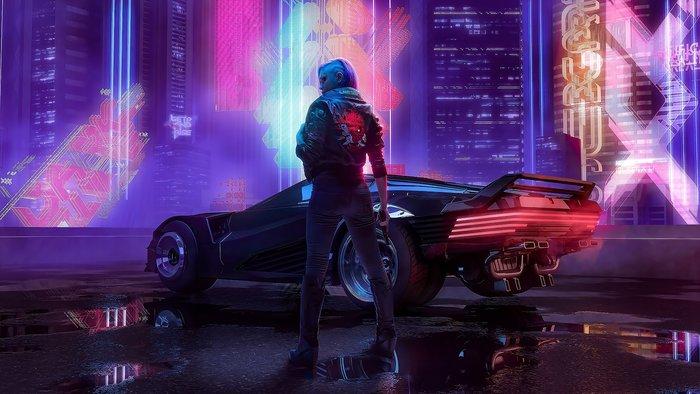 تصاویر جدید Cyberpunk 2077