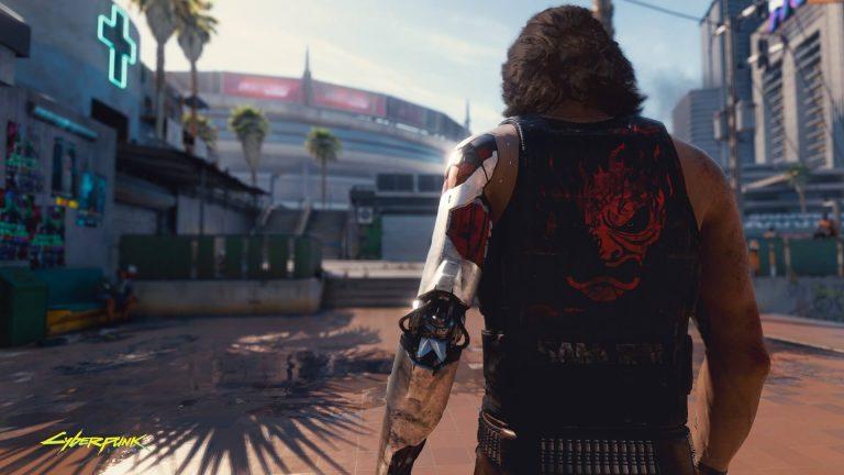 نسخه-محدود-Xbox-One-X-بازی-Cyberpunk-2077