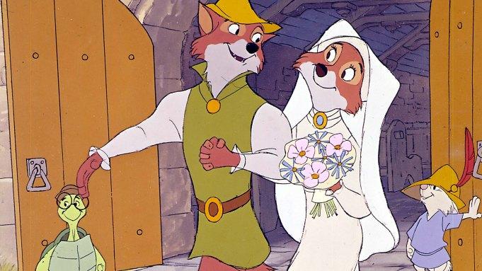 لایو اکشن Robin Hood