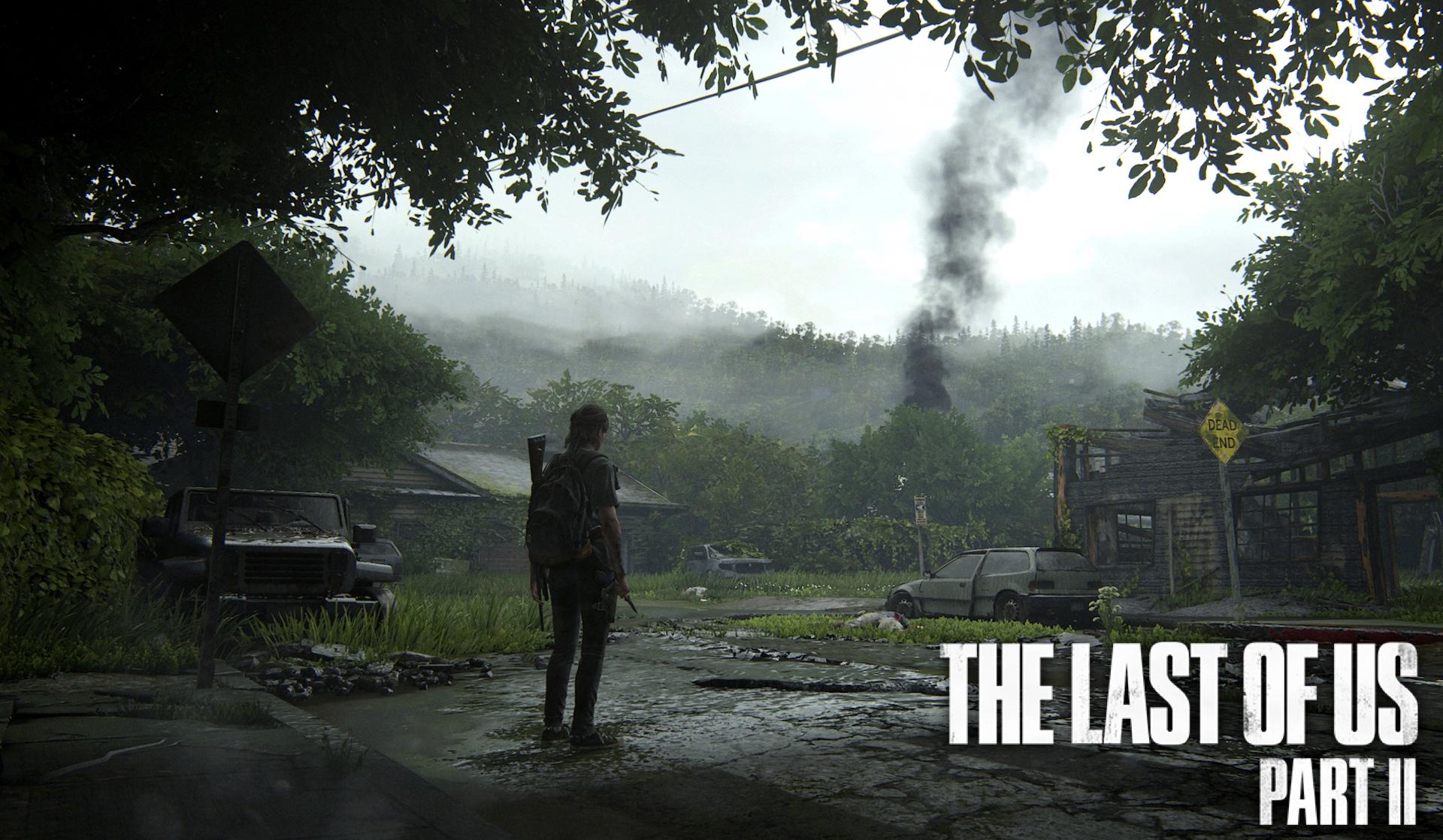 ناتی داگ,سونی,تاریخ انتشار The Last of Us 2