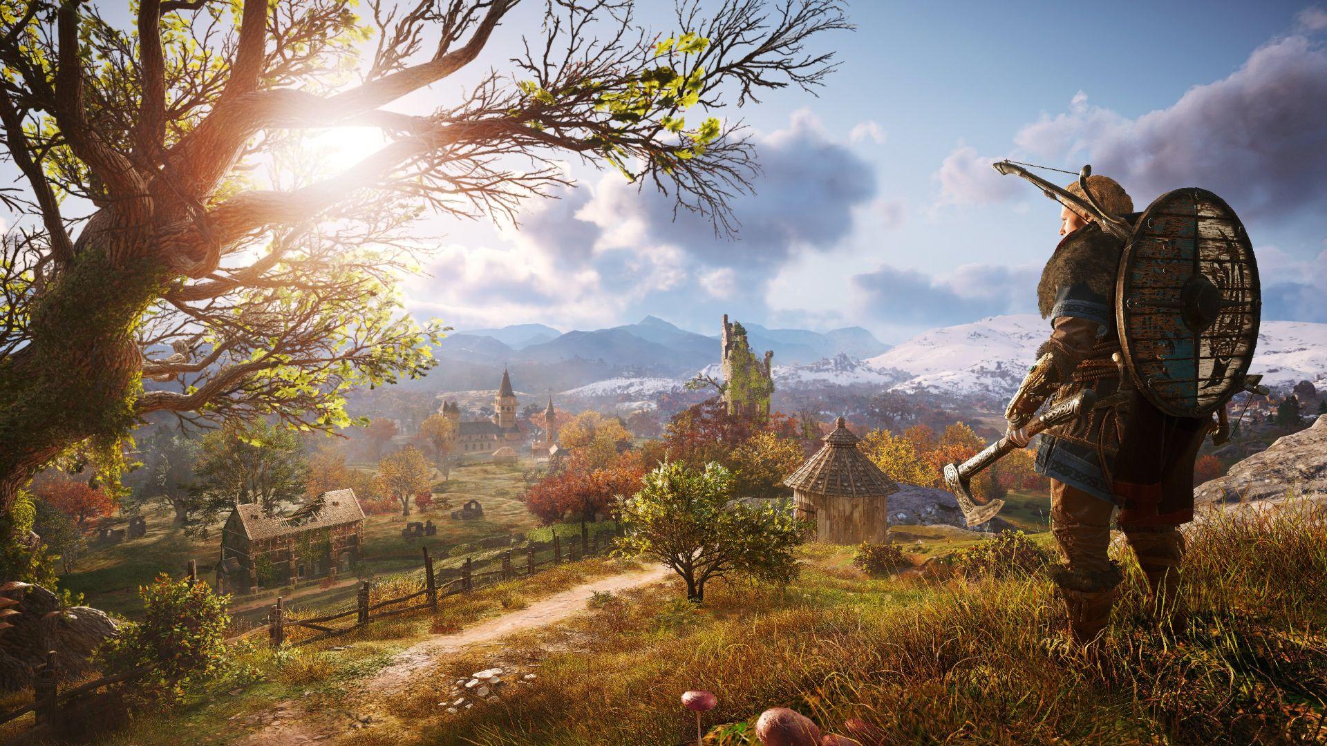 جزئیات جدید گیم پلی Assassins Creed Valhalla