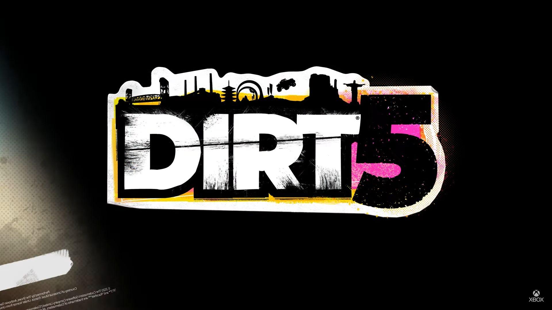 صداپیشگان-بازی-DiRT-5