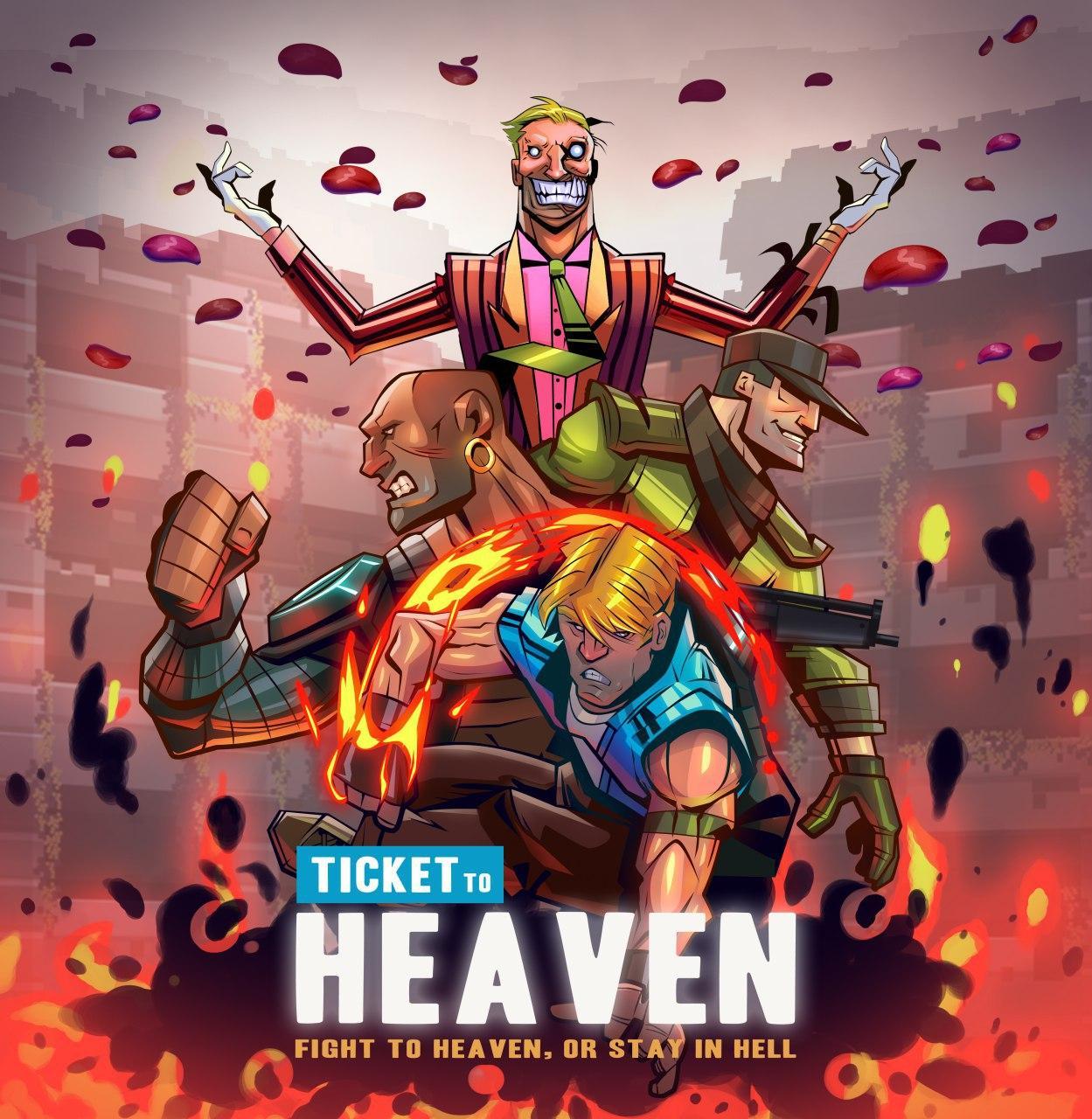 معرفی بازی Ticket to Heaven