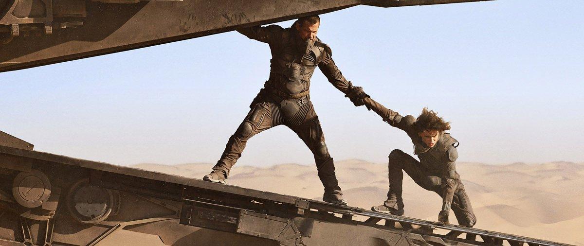 عکس های جدید فیلم Dune