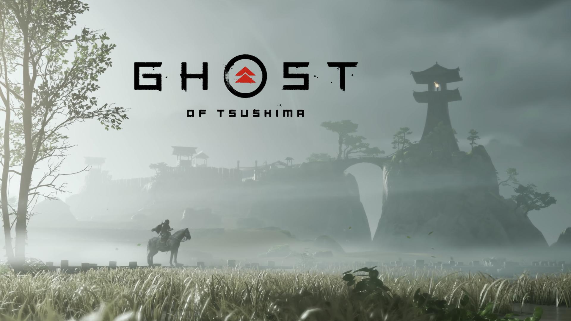 مود سیاه و سفید Ghost of Tsushima