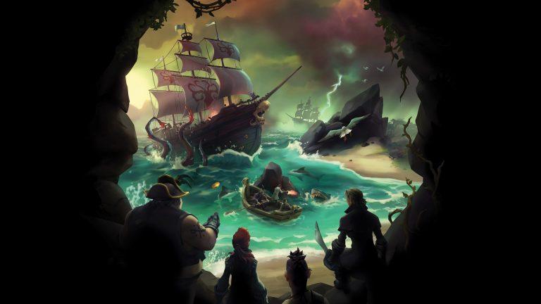 بازی-sea-of-thieves