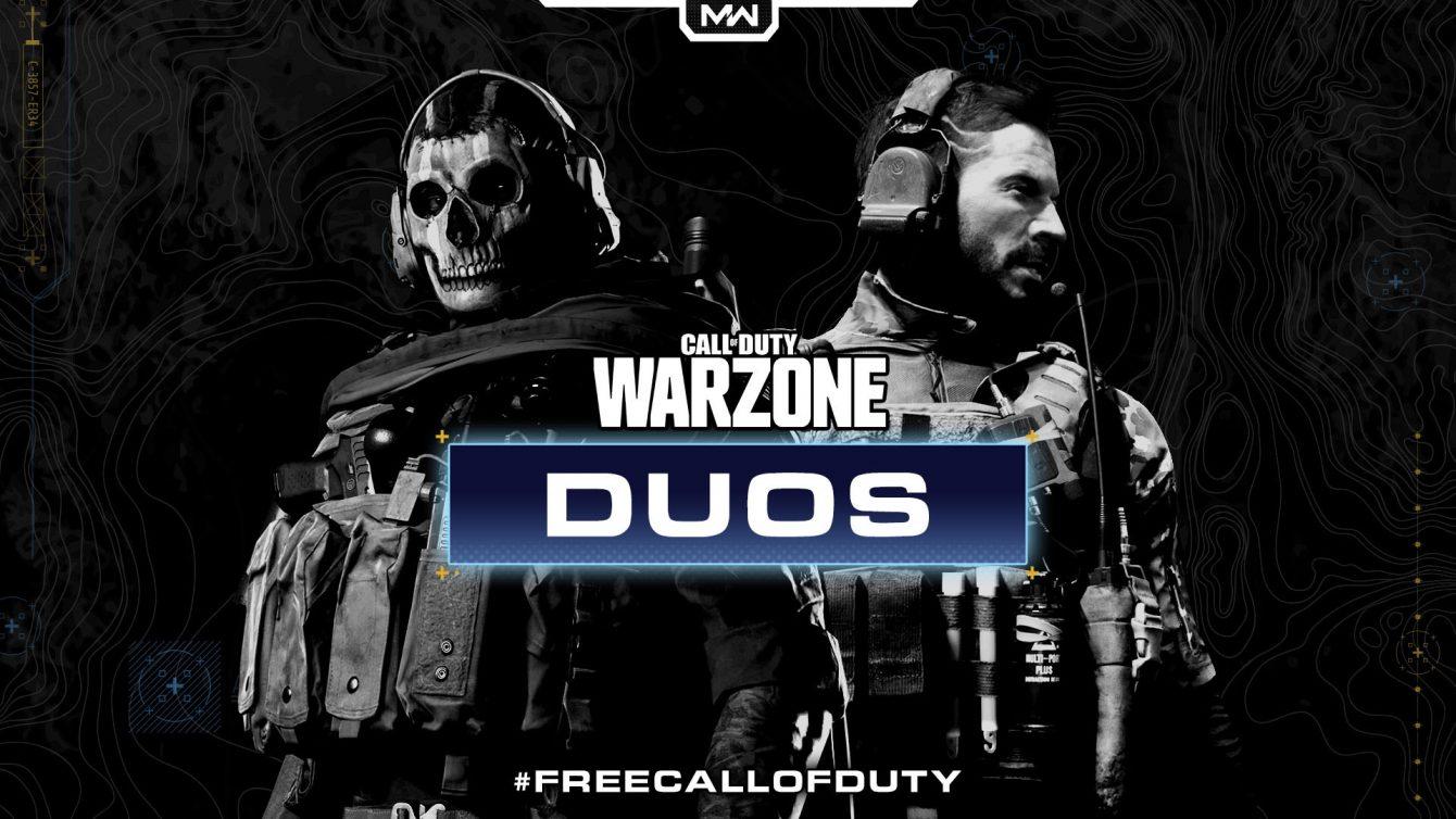 مود-Duos-بازی-Call-of-Duty-Warzone