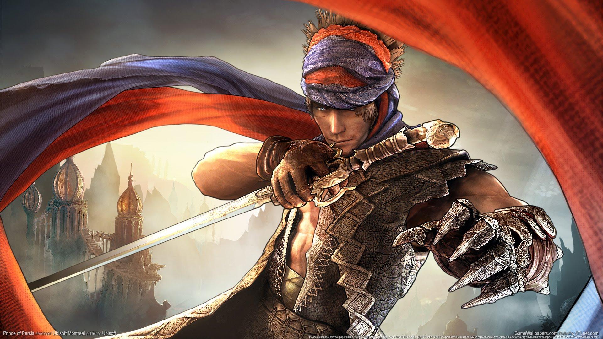 اکانت توئیتر بازی Prince of Persia