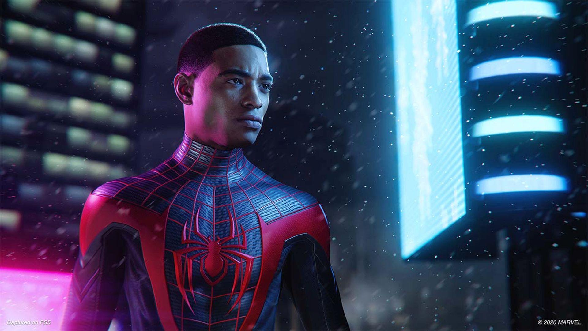 تریلر معرفی Spider Man: Miles Morales