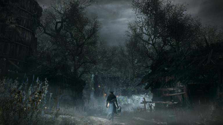 نسخه-ریمستر-بازی-Bloodborne
