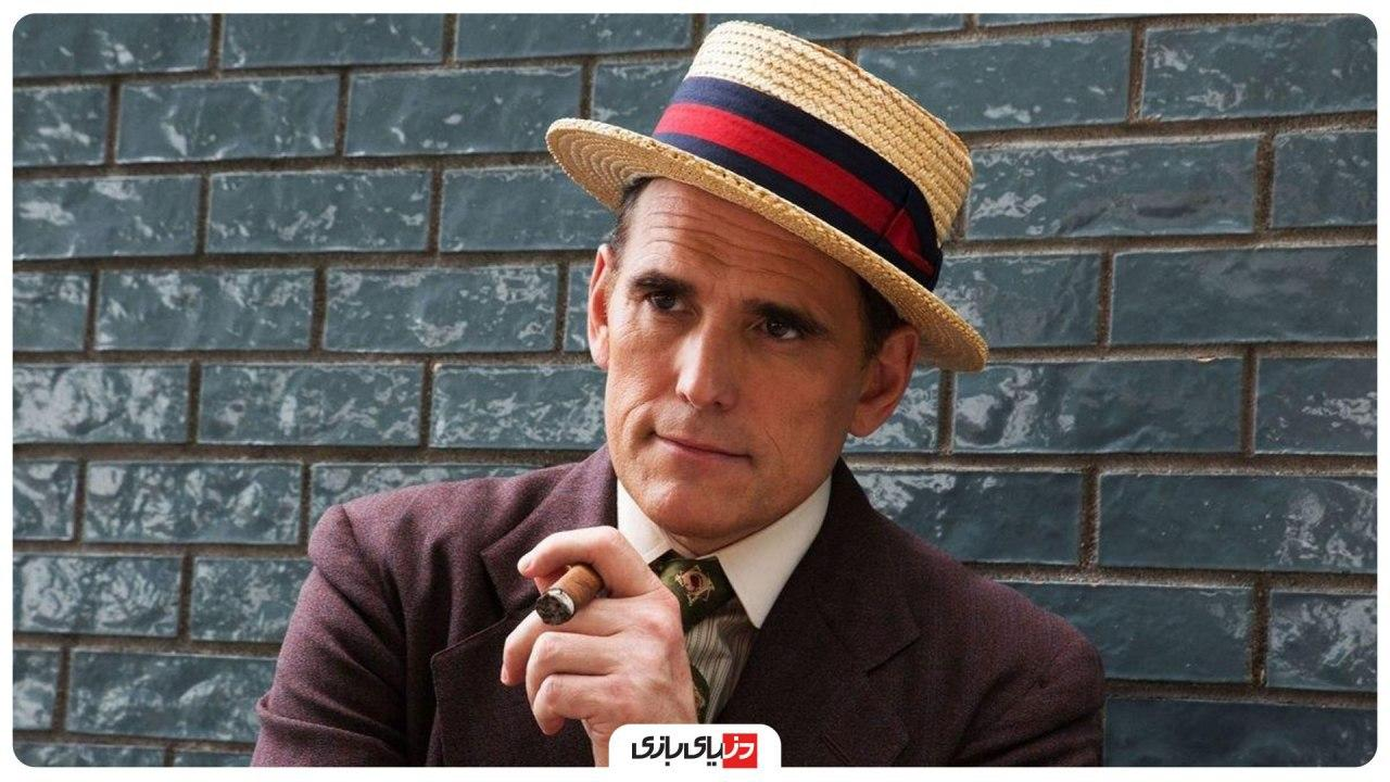 بررسی فیلم Capone