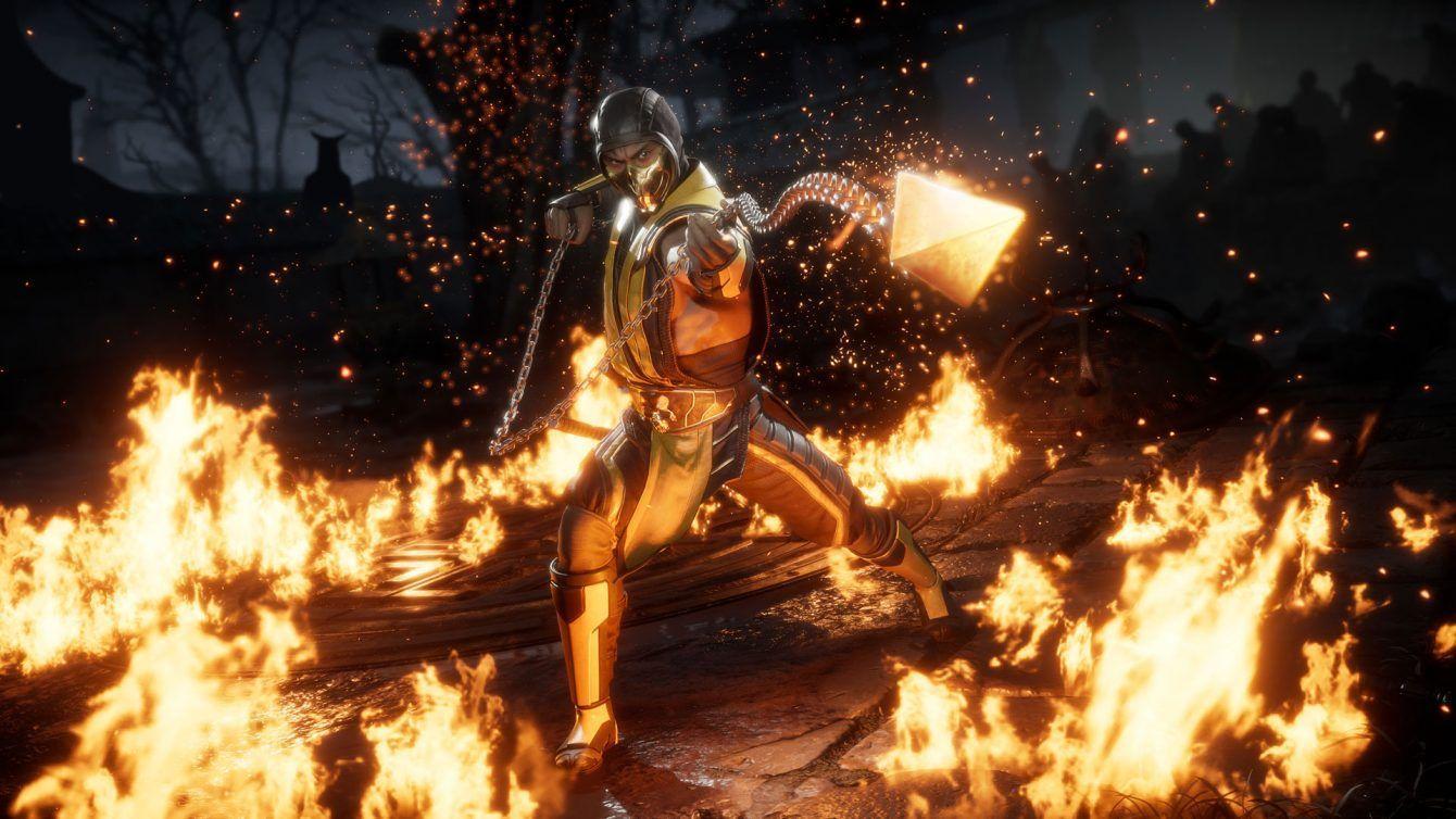شخصیت های قدیمی Mortal Kombat