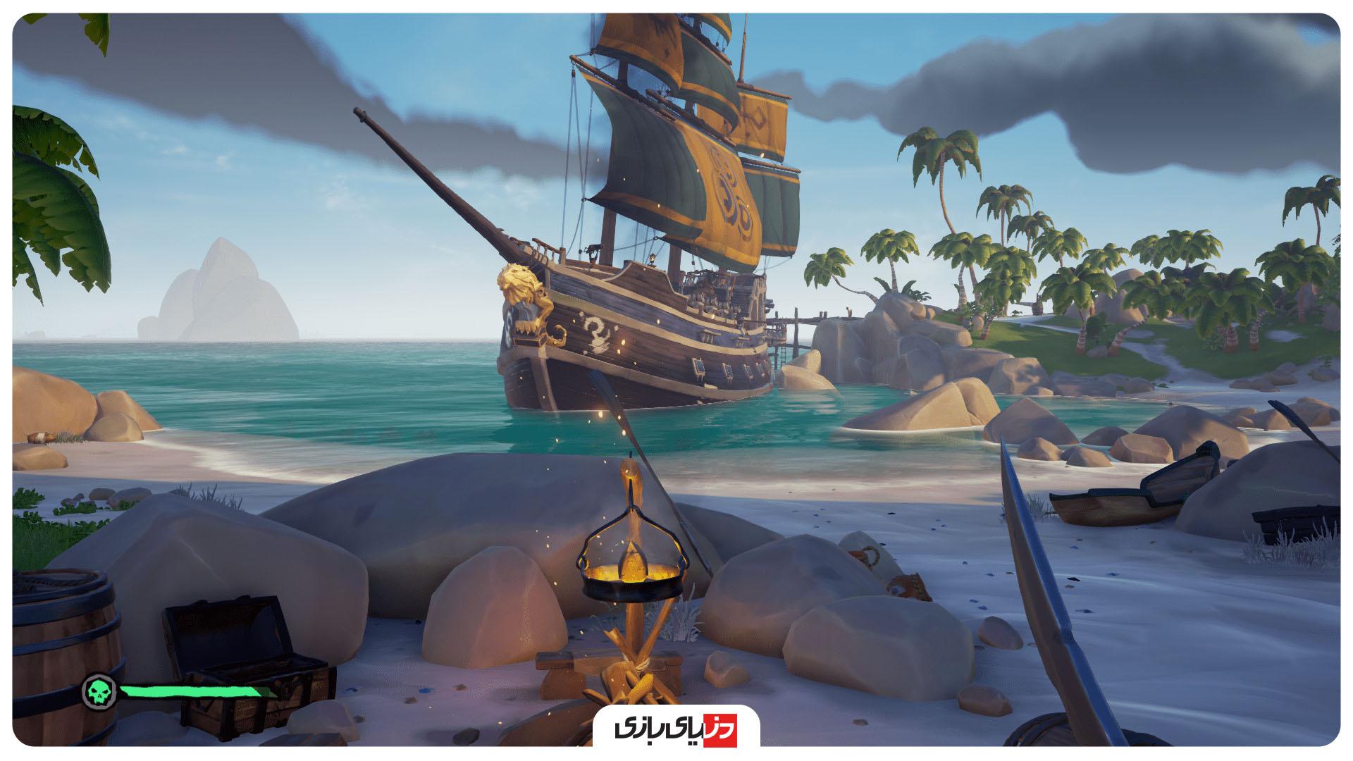 بررسی بازی Sea of Thieves -دانلود بازی Sea of Thieves