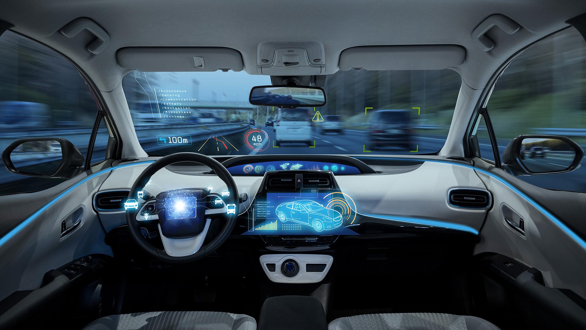 پتنت های جدید در رابطه با رانندگی خودکار